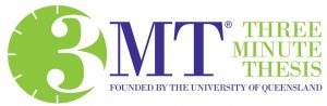 Logo of 3MT competition