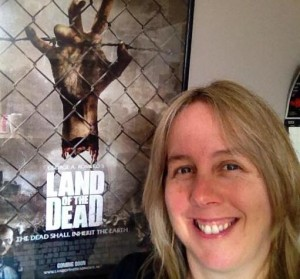 Stacey abbott land of the dead