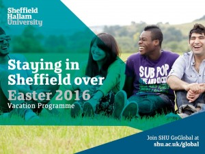 Staying in Sheffield over Easter 2016 picture