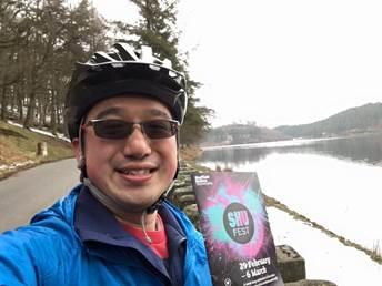Yat Tang cycling