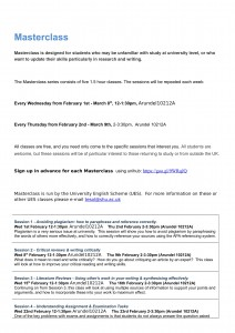 UES Masterclass 2016-17_Semester 2 Utkast (4)-2