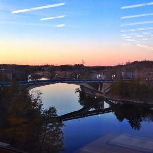 blog - sunset