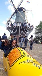 Chandni in Amsterdam