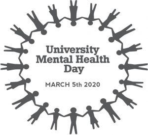 Uni mental health day logo