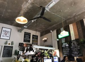 devonshire street cafe