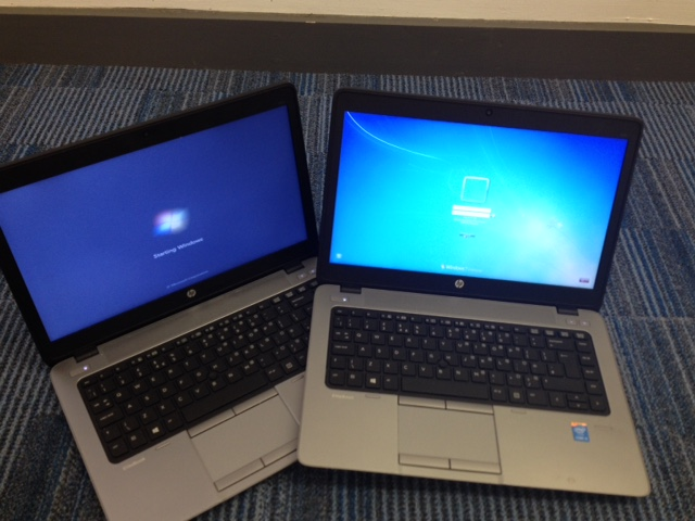 Adsetts Library – Day Loan Laptops Upgrade