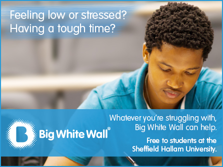 going through a tough time? try Big White Wall