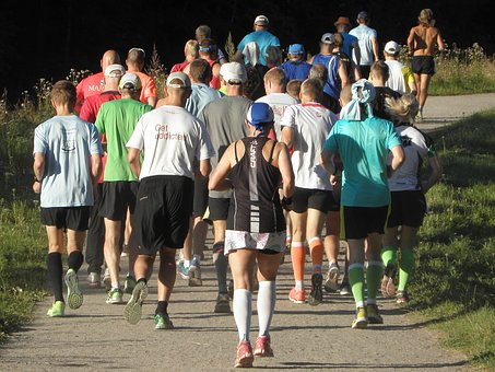 #runandtalk in support of World Mental Health Day