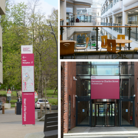 Your Views – alternative study spaces on campus