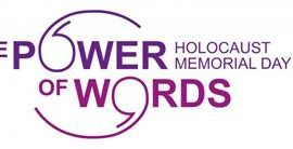 The power of words – Holocaust Memorial Day 2018
