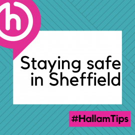 Staying safe in Sheffield