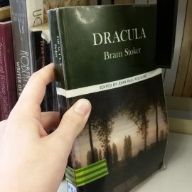 World Book Day 2018 – Dracula by Bram Stoker
