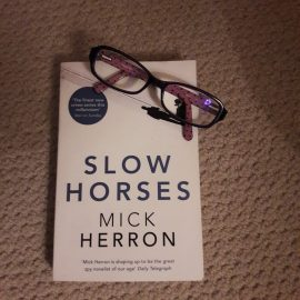 World Book Day 2018 – Slow Horses by Mick Herron