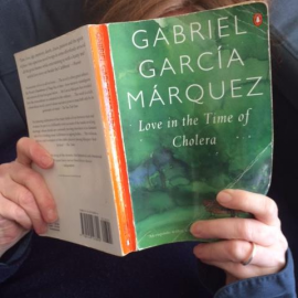 World Book Day 2018 – Love In The Time of Cholera by Gabriel Garcia Marquez