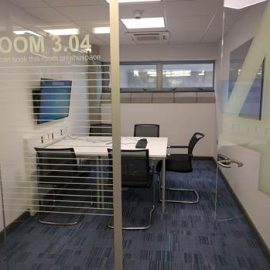 12 new meeting rooms at Adsetts Library!
