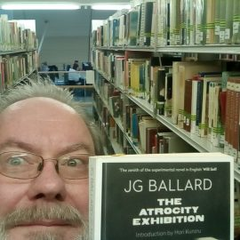 World Book Day 2018 – The Atrocity Exhibition by JG Ballard