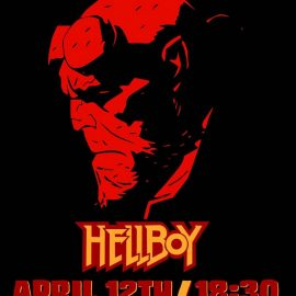 Free film screening of Hellboy (2004)