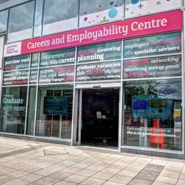Careers and Employability Centre – temporary closure