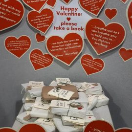 Blind date with a book…