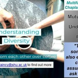 Understanding Diversity – learning from each other over coffee