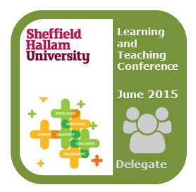 June 2015 Conf delegate