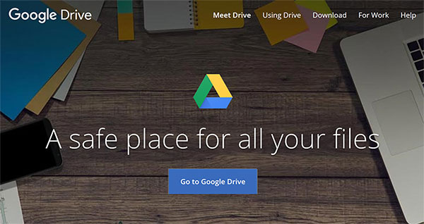 Access Google Drive