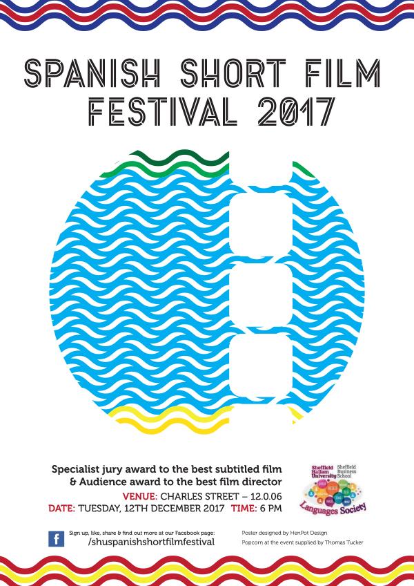 Spanish Film Festival at Sheffield Hallam University