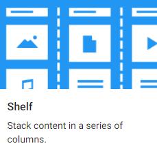 Shelf example