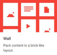Wall example