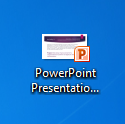 Image of a PowerPoint file