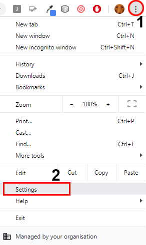 Downloads settings 1 - 2