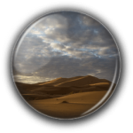 'Desert Explorer badge' by Ian Glover