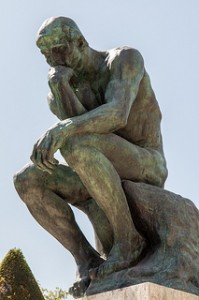 """thinker"" by aglet"