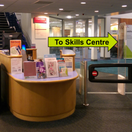 Welcome to the Skills Centre in autumn 2019!