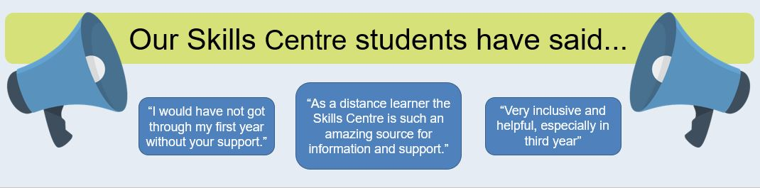 Our Skills Centre students said...