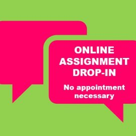 Do you have a quick query about your project? Come to our brand new Virtual Drop-in!
