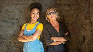 sue johnstone and pearl mackie