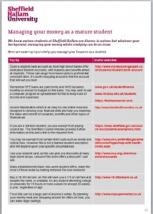 Managing your money as a mature student_cover