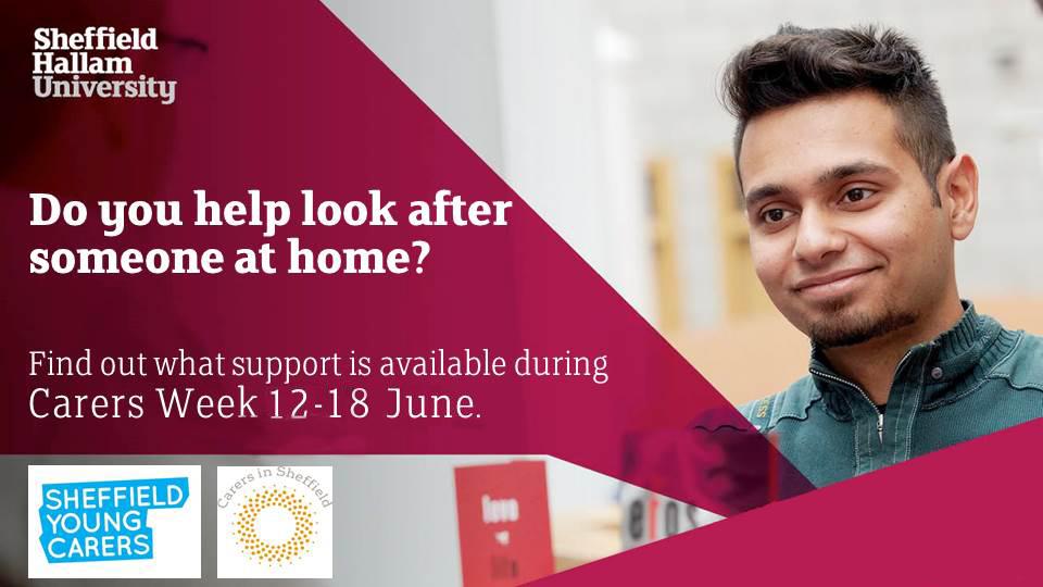 Carers Week 12th – 18th June 2017