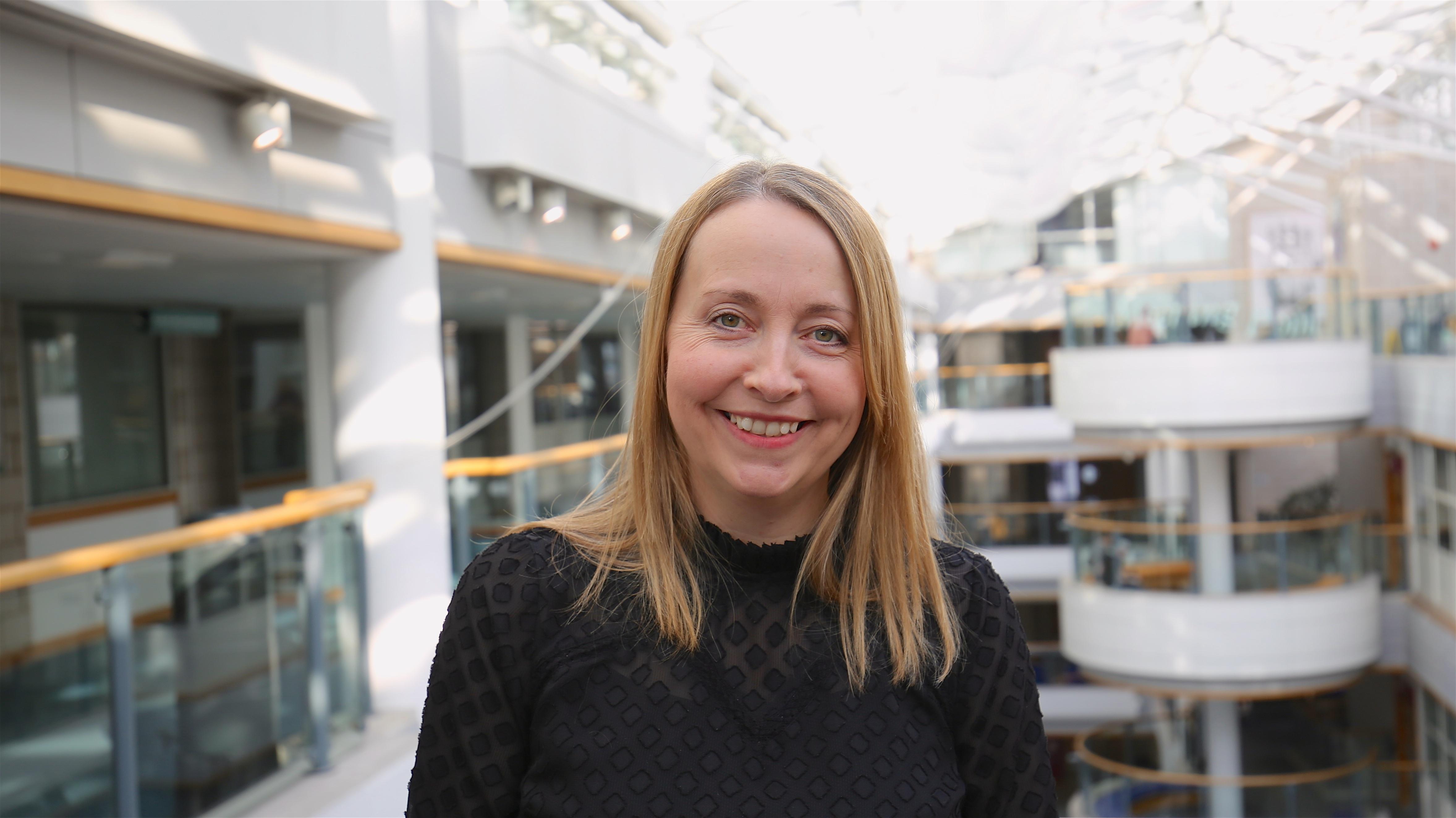 Meet the team – Helen Jenkinson