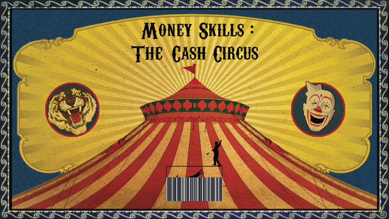 Roll up!  Roll up!  The Circus is coming to town
