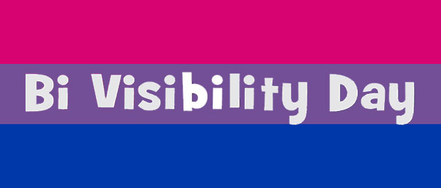 Bi Visibility Day, 23 September 2017