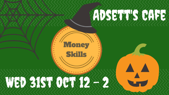 Monster Money Skills at Halloween