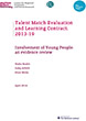 TM Evidence Review Involvement of Young People