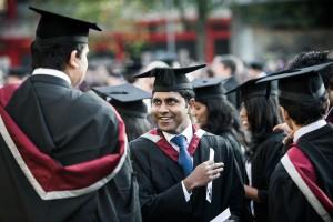 Graduation at SHU