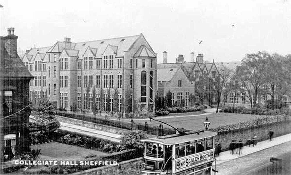 Collegiate Hall (ca. 1905)