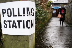 election-polling-station